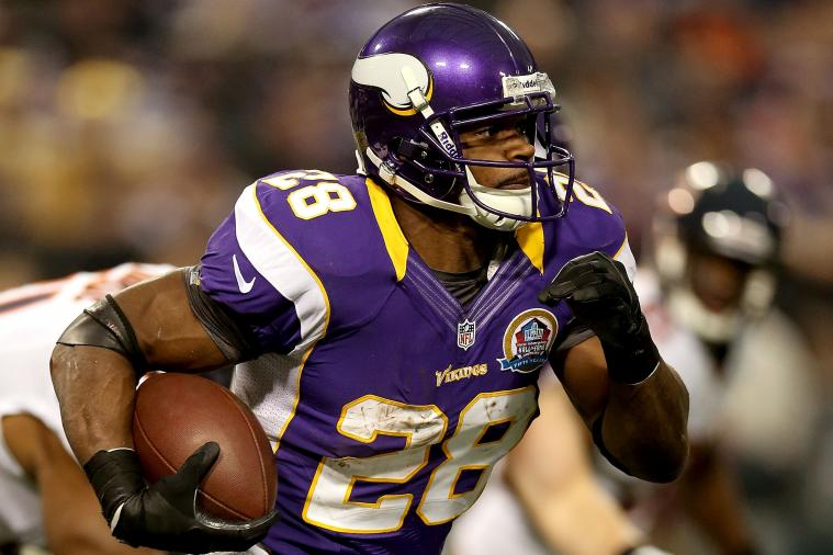 Comparing Adrian Peterson to the Greatest Running Backs Ever