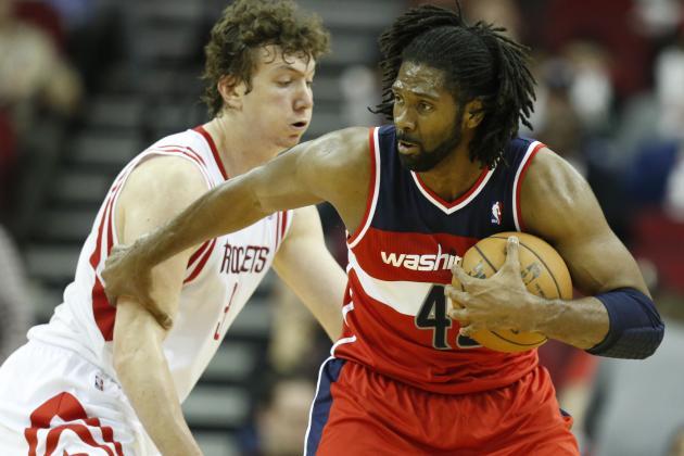 James Harden Scores 31 Points, Houston Holds off Washington