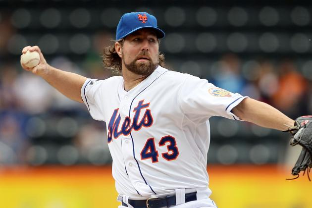 AL Exec: Mets Make 'fair Offer' to Dickey