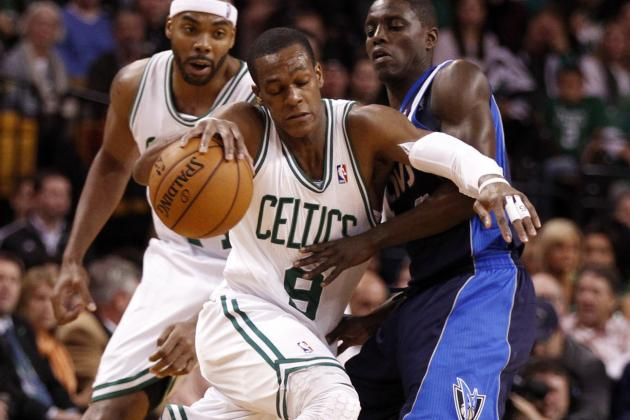 Rapid Reaction: Celts 117, Mavs 115 (2 OT)
