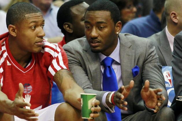 Sources: Wizards' Wall to see doctor on Friday