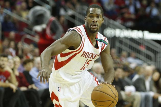 Rockets Play Down to Level of Wizards Before Eking out Victory