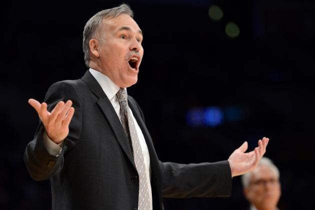 Will Mike D'Antoni's Lakers Tenure End the Same Way it Did in New York?