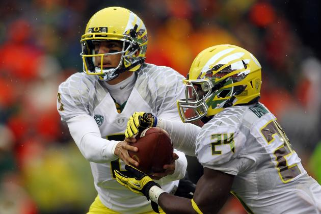Bowl Games 2012-13: Matchups That Are Destined to Be Shootouts