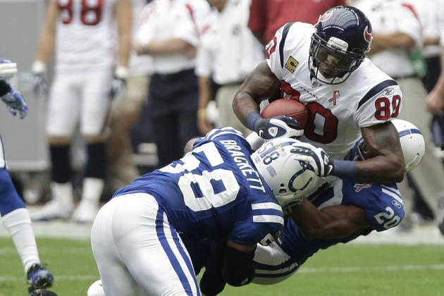 Colts vs. Texans: Spread Info, Line and Predictions