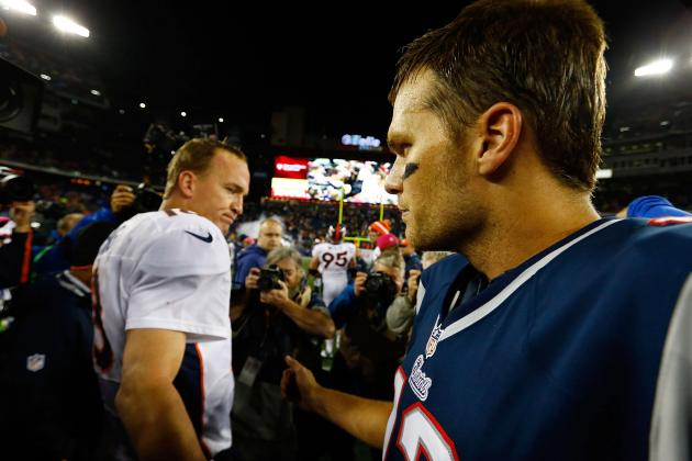Tom Brady, Peyton Manning Reviving Old Debate with Classic Seasons