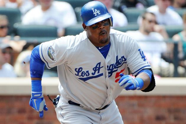 Punto, Uribe Could Be on Way out with Dodgers