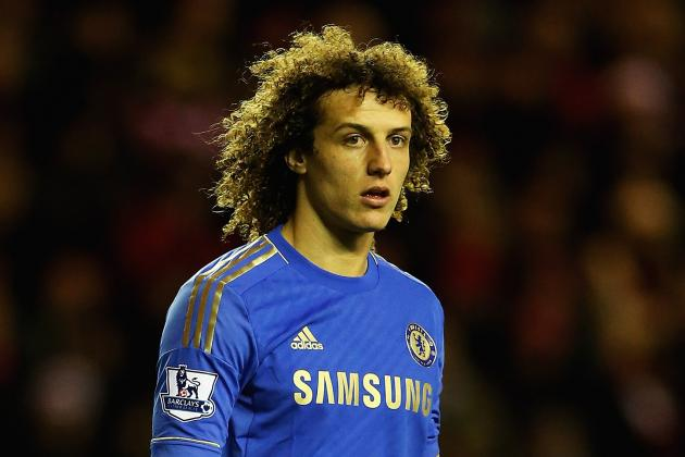 Chelsea Tactics: Did David Luiz Ace the Central Midfield Audition vs. Monterrey?