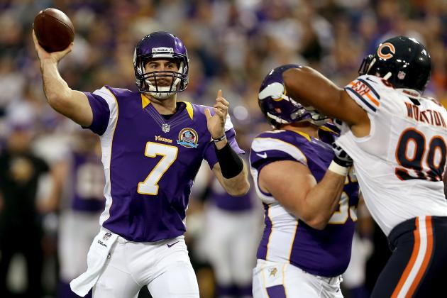 Minnesota Vikings: Pondering the Christian Ponder Situation