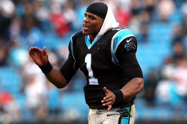 Cam Newton Is Making the Grade as Panthers Quarterback