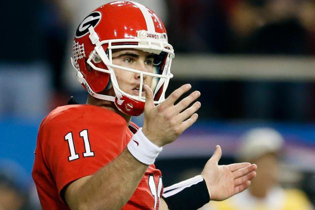 Georgia's Aaron Murray Still Haunted by SEC Championship Game Loss