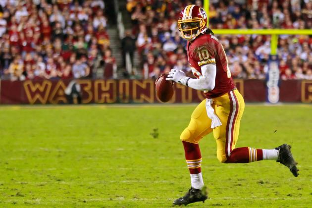 Robert Griffin III Injury: Redskins Smart to Play Coy with Star QB's Status