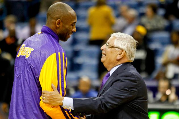 Why LA Lakers' Demise Is Great for the NBA