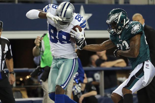 Dez Bryant of Dallas Cowboys Wants to Play Sunday