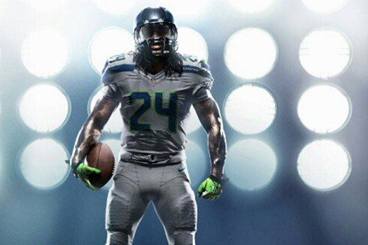 Seattle Seahawks to Unleash Nike 'Wolf Grey' Uniforms