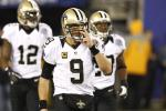 Brees Says Goodell Has 'Little or No Credibility' with Players