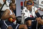 Kobe Says Melo Is Most Difficult Player to Guard