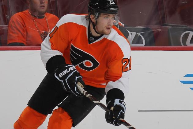 What James Van Riemsdyk's Absence Means to the Philadelphia Flyers