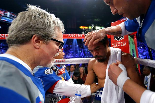 Manny Pacquiao Would Be Wise To Heed Advice and Retire