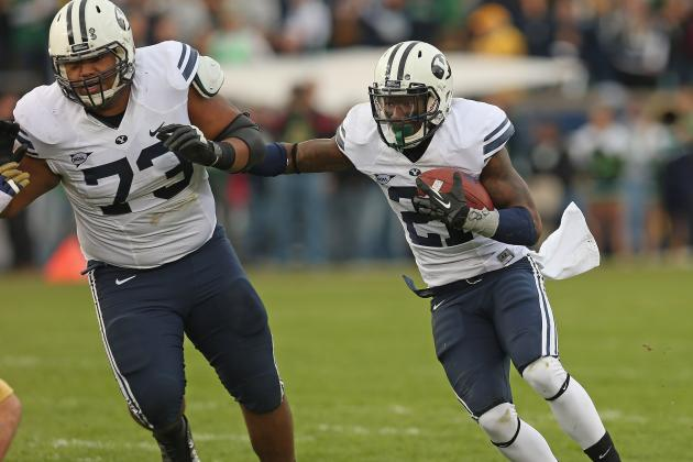 Frosh RB Jamaal Williams Excited for First Bowl Game