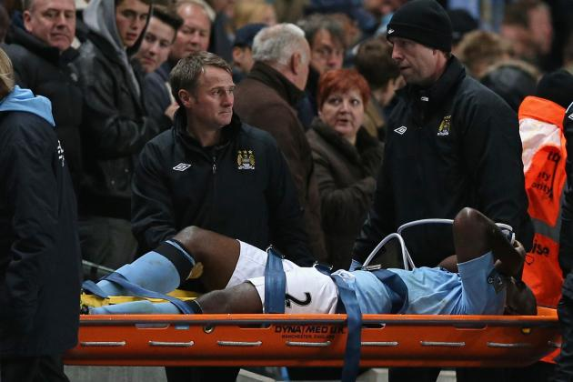 Micah Richards Eyes February Return for Manchester City
