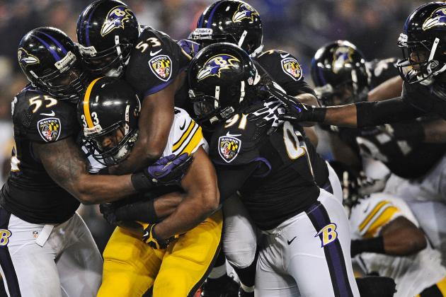 Baltimore Ravens' Defense Difficult to Dent in the Red Zone