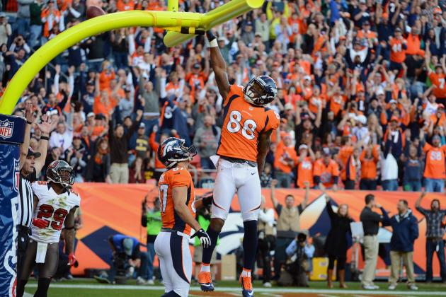Ravens Have Their Eyes on Broncos Wide-out Demaryius Thomas