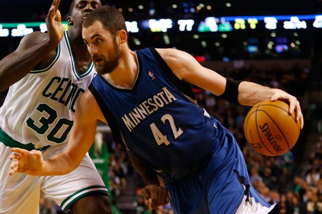 Some Timberwolves Fans Heckled Kevin Love Wednesday