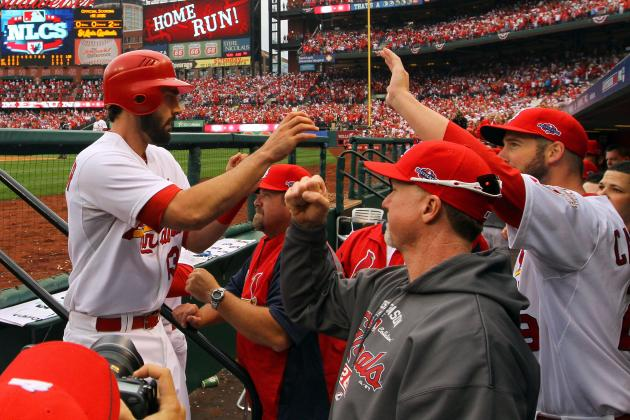 Cardinals Banking on Clubhouse Chemistry
