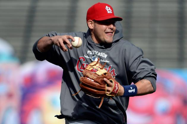 Molina to Play Winter Ball in Puerto Rico