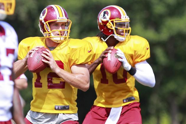 Redskins' Kirk Cousins Asked to Keep Mum on Reps