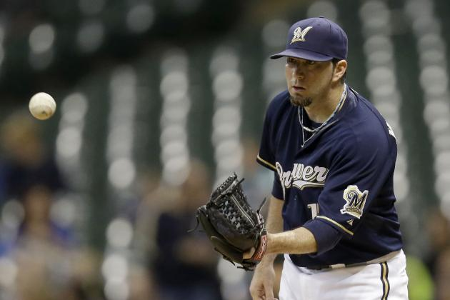 Brewers Not Talking with Marcum