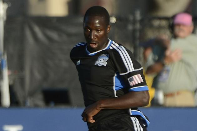 Sporting KC Acquire Opara in Deal with Earthquakes