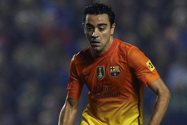 Xavi: Contract All but Signed