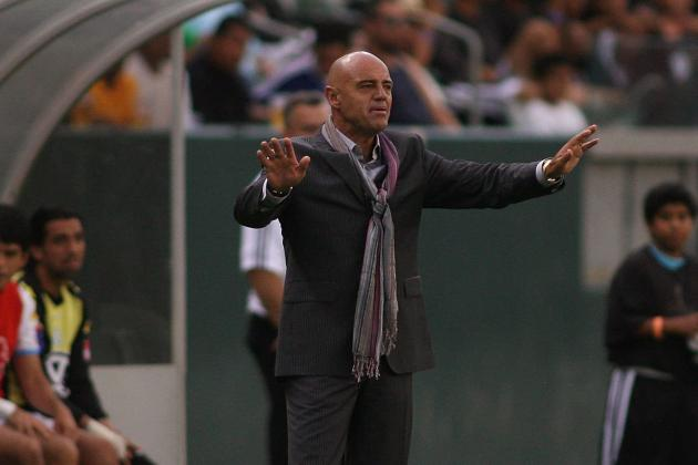 New Coach for Chivas USA