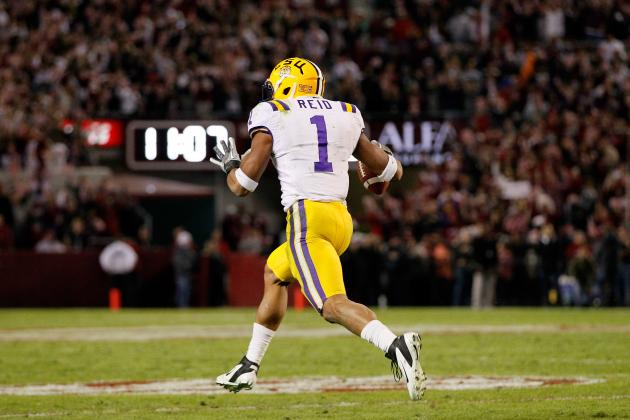 LSU FS Eric Reid Officially Enters NFL Draft