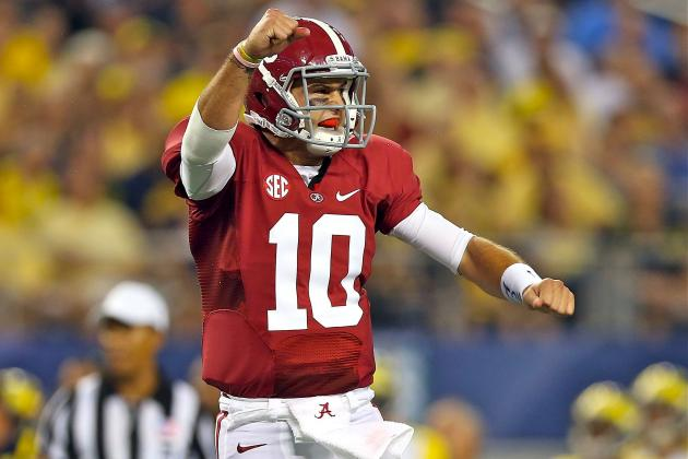 Alabama QB AJ McCarron Made the Right Call to Stay for His Senior Year