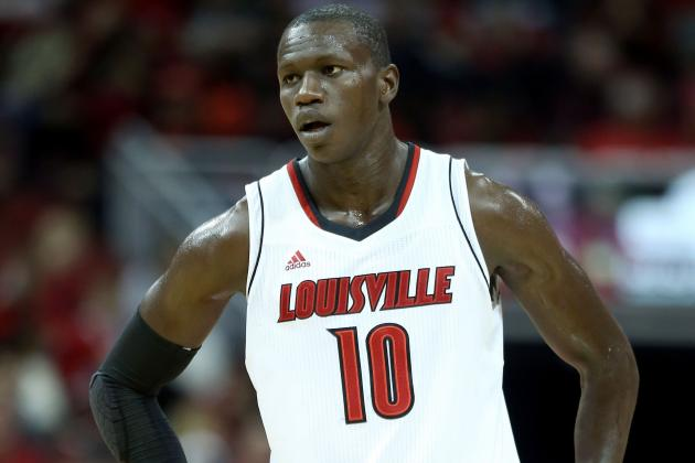 Louisville's Dieng Cleared for Early Return