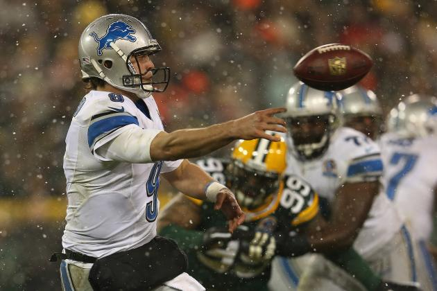 Matthew Stafford's Myriad of Throwing Motions Perplexes Cardinals CB