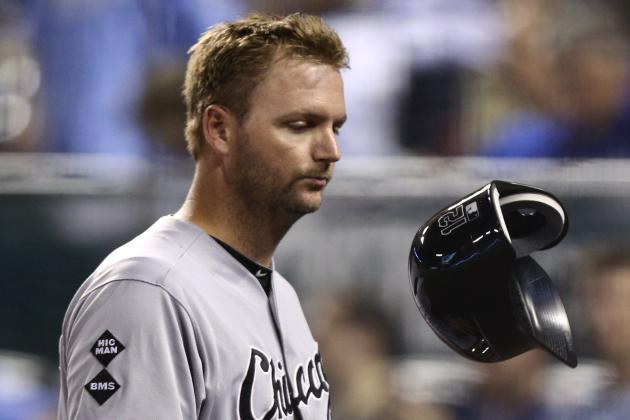 Pierzynski Unlikley to Return to White Sox