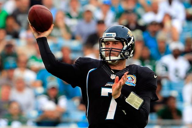 Jaguars' Chad Henne Returns to Miami as Opponent