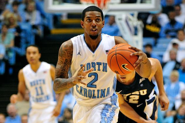 Schramm: UNC's McDonald Turns Tough Workouts into Easy Buckets