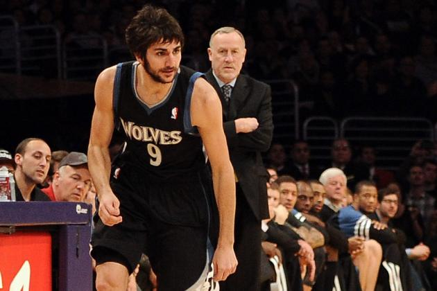 Source: Ricky Rubio's Debut Coming Saturday Against Dallas