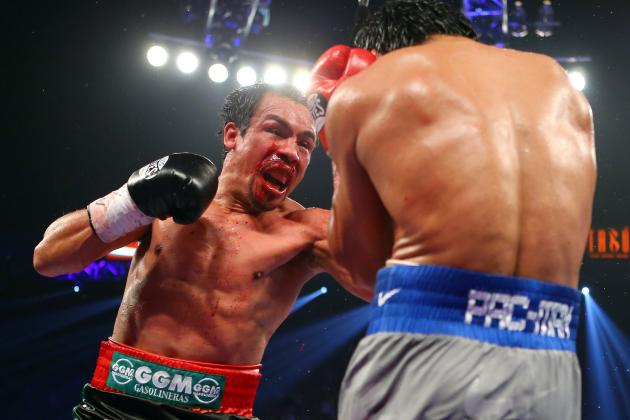 Juan Manuel Marquez PED Talk Should Stop Without Evidence
