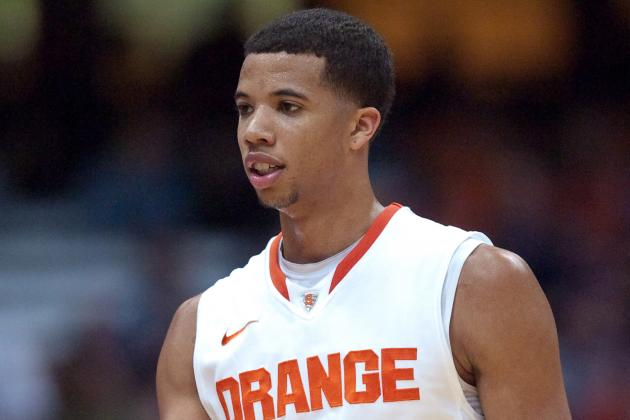 Syracuse Basketball Player Michael Carter-Williams Discusses Mall Incident