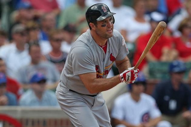Lance Berkman Remains at the Top of the Astros' DH Wish List