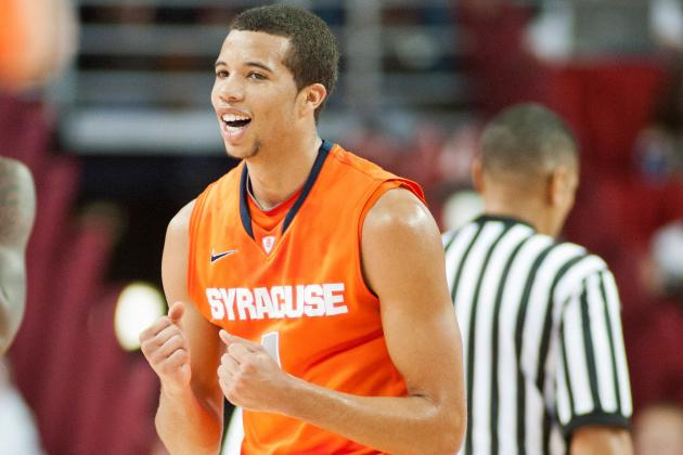 Mike Carter-Williams Center of Theft Rumors, Bilas Names Him Nation's Best