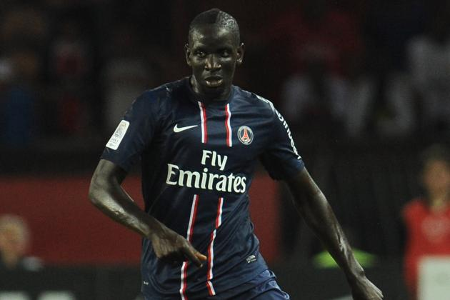 Manchester City Target Mamadou Sakho Not Leaving PSG Says Ancelotti