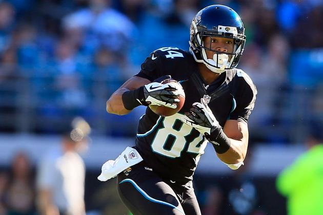 Jaguars WR Cecil Shorts III Returns to Practice Following Concussion, Symptoms