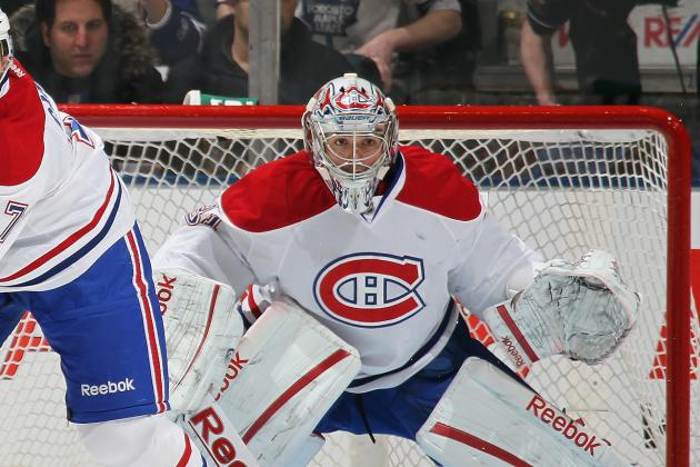 Montreal Canadiens: Why Carey Price Is Key to Habs' Success in 2013